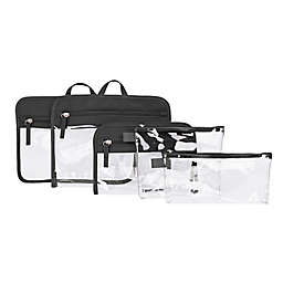 Travelon® 5-Piece Packing Pouch Set