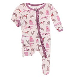 KicKee Pants® Canine 1st Responder Footie Pajama