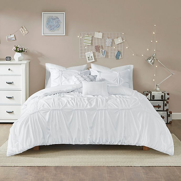 Intelligent Design Benny Duvet Cover Set | Bed Bath & Beyond