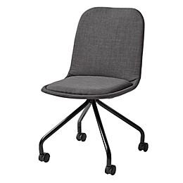 SALT™ Full-Back Rolling Office Chair in Grey