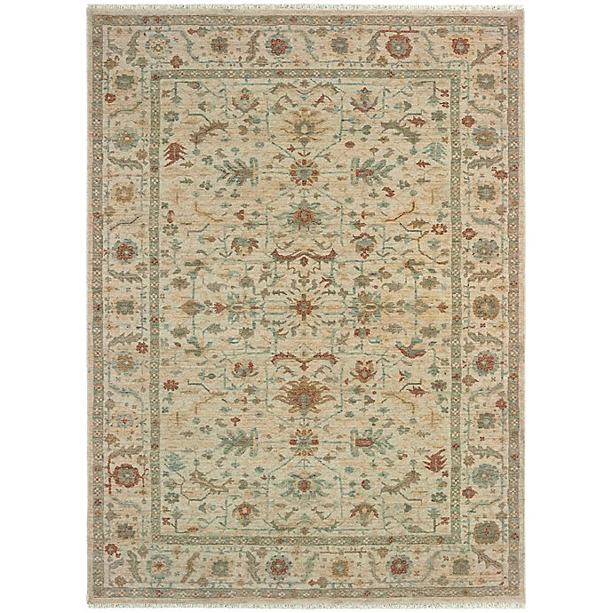 Alternate image 1 for Amaya Rugs Alijah Gablewood Rug in Sand