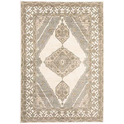 Amaya Rugs Allington Lowergate Rug in Beige