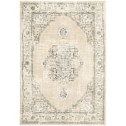 Amaya Rugs Allington Macon Rug in Beige