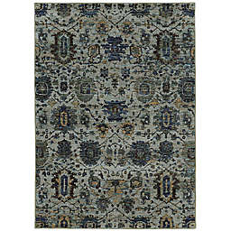 Amaya Rugs Allington Whitney Rug in Blue