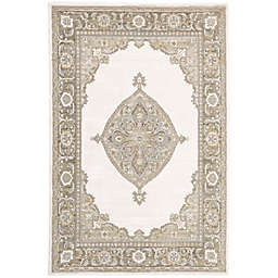 Amaya Rugs Allington Narcissus Rug in Beige