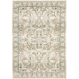 Amaya Rugs Allington Sagamore Rug in Beige