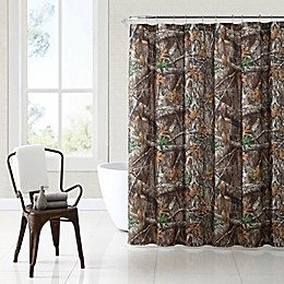 Realtree Edge 72-Inch x 70-Inch Camo Shower Curtain