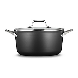 Calphalon® Premier™ Hard-Anodized Nonstick 6 qt. Covered Stock Pot
