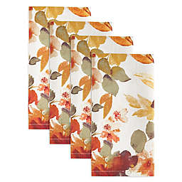 Living Autumn Trail Twill Napkin (Set of 4)