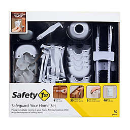 Safety 1ˢᵗ® 80-Piece Home Safeguarding Set