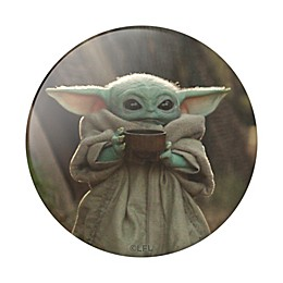 PopSockets® Star Wars™ The Child Cup PopGrip Phone Grip and Stand