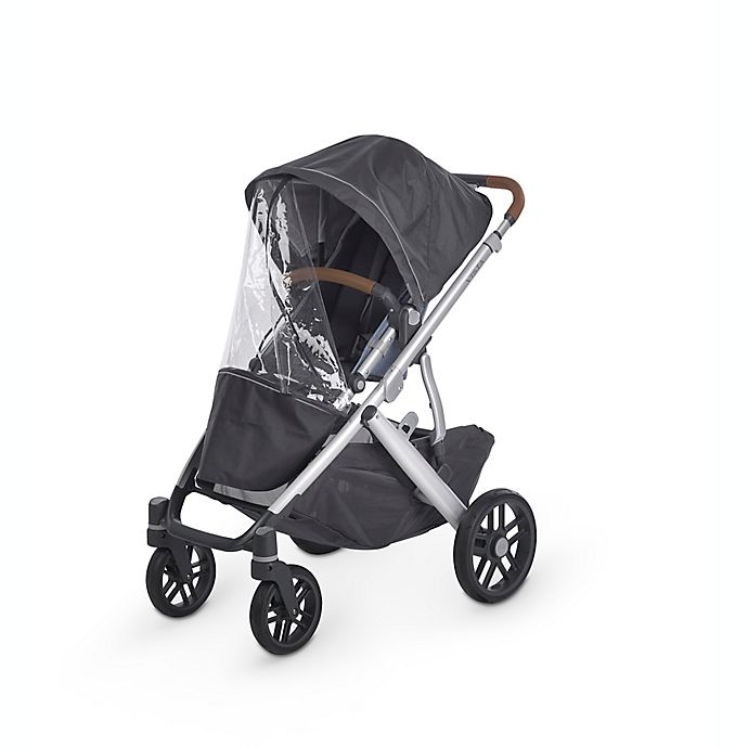Alternate image 1 for UPPAbaby® Performance Toddler Seat Rain Shield in Clear for VISTA/CRUZ