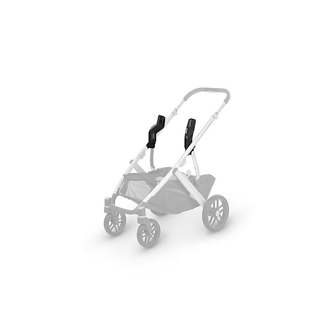 Alternate image 1 for UPPAbaby® Car Seat Adapters for Maxi-Cosi®, Nuna®, Cybex Infant Car Seats (Set of 2)
