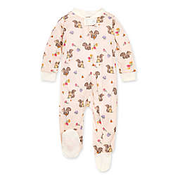 Burt's Bees Baby® Sharing Squirrels Organic Cotton Sleep 'N Play
