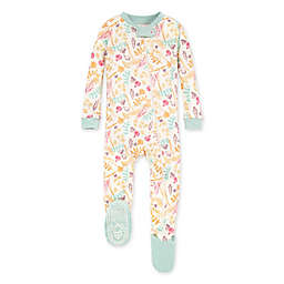Burt's Bees Baby® Trail Treasures Organic Cotton Sleeper in Ocean/Mist