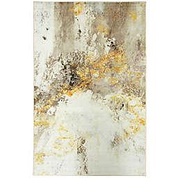 Mohawk 8'x10' Prismatic Gold Vein Grey Area Rug