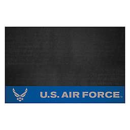 """United States Air Force 26"""" x 42"""" Grill Mat in Navy"""