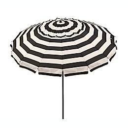 DestinationGear Deluxe 8-Foot Round Patio Umbrella
