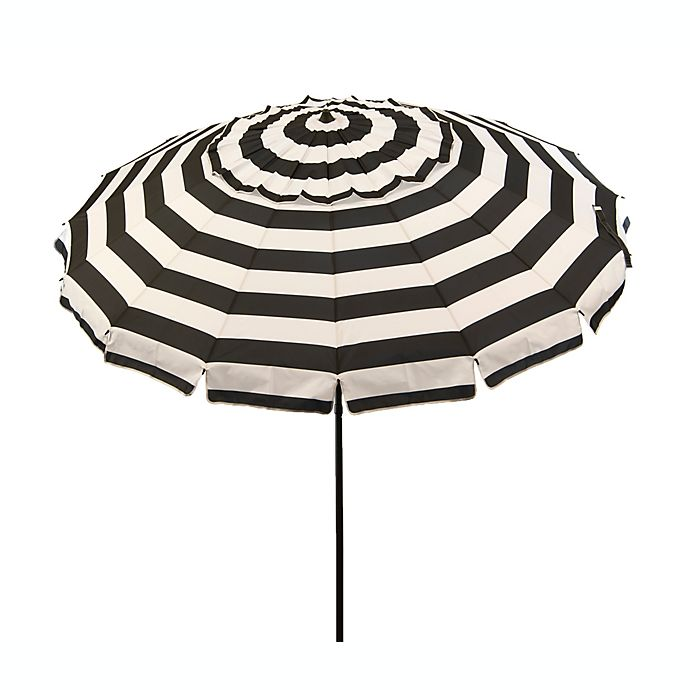 Alternate image 1 for DestinationGear Deluxe 8-Foot Round Patio Umbrella