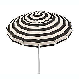 DestinationGear Deluxe 8-Foot Round Patio Umbrella