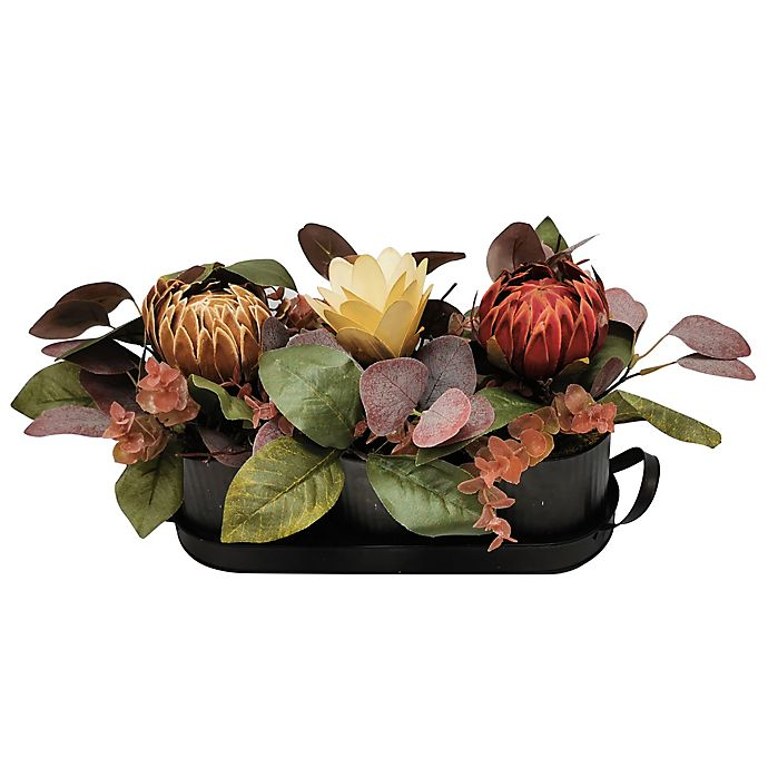 Alternate image 1 for Bee & Willow™ Home 3 Pot Floral Arrangement