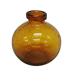 Bee & Willow™ Home 4.7-Inch Glass Vase in Orange