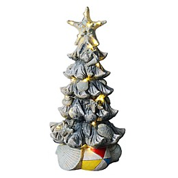 16-Inch Coastal Christmas Tree