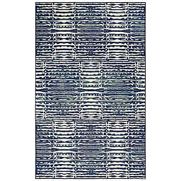 Mohawk® Home Prismatic Radley 2' x 3'4 Accent Rug in Navy