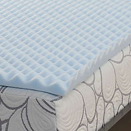 "SALT™ 1.5"" Memory Foam Full Mattress Topper"
