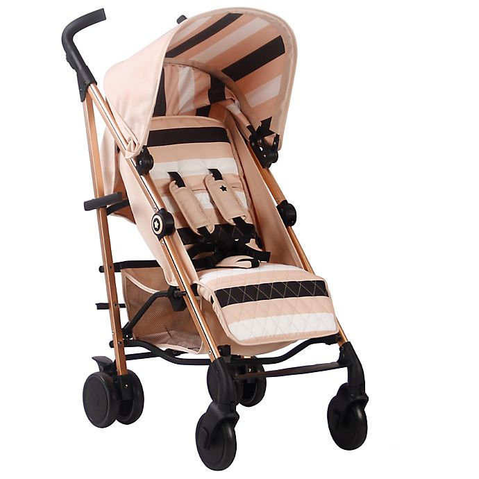 Alternate image 1 for Your Babiie AM:PM by Christina Milian Corinthia Lightweight Stroller