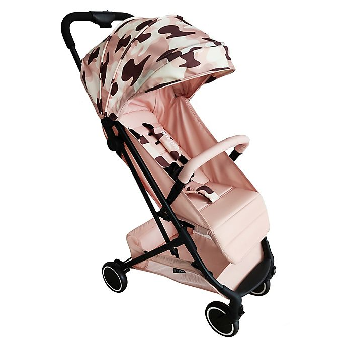 Alternate image 1 for Your Babiie AM:PM by Christina Milian Soho Compact Travel Stroller