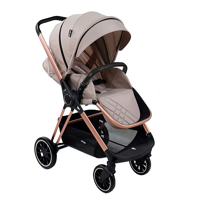 Alternate image 1 for Your Babiie AM:PM by Christina Milian Victoria Stroller