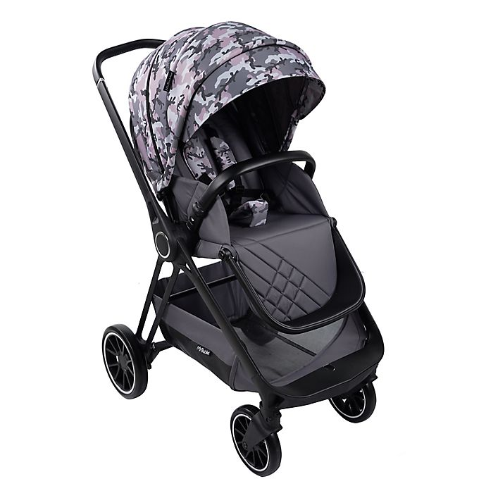 Alternate image 1 for Your Babiie MAWMA By Snooki Victoria Stroller