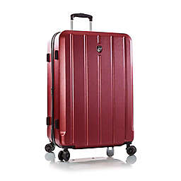 Heys® Para-Lite Hardside Spinner Checked Luggage in Red