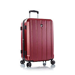 Heys® Para-Lite 26-Inch Hardside Spinner Checked Luggage in Red