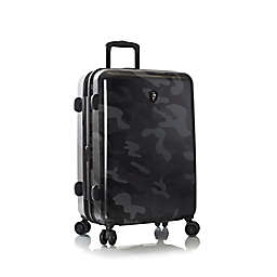 Heys® Fashion Spinner Luggage in Black Camo