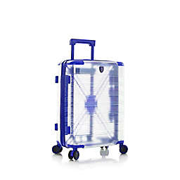 Heys® X-Ray 21-Inch Hardside Spinner Carry On Luggage in Blue