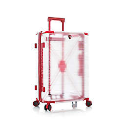 Heys® X-Ray 26-Inch Hardside Spinner Carry On Luggage in Red