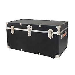 SALT™ 31-Inch Trunk Footlocker with Wheels