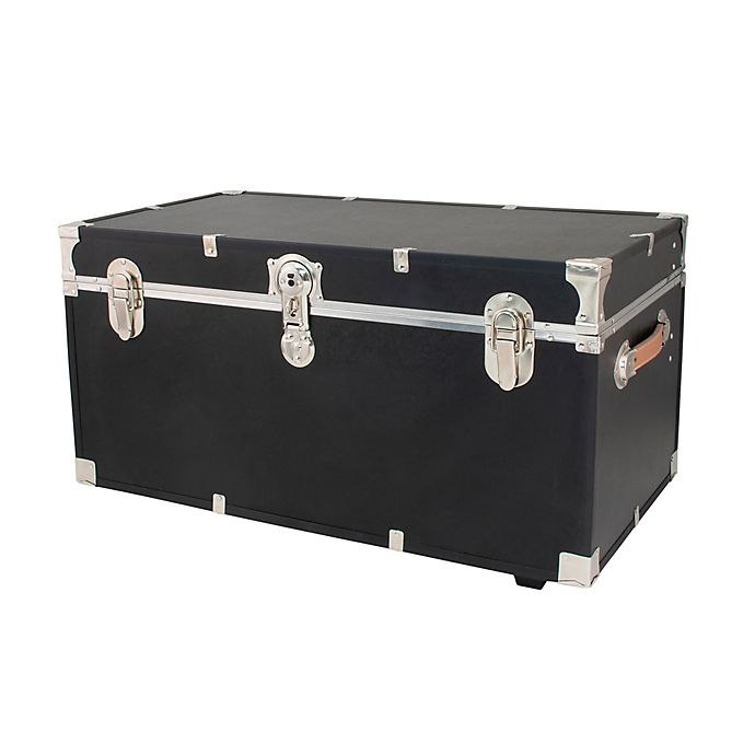 Alternate image 1 for SALT™ 31-Inch Trunk Footlocker with Wheels