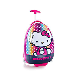 Heys® Hello Kitty Kid's Round-Shaped Rolling Carry On Luggage