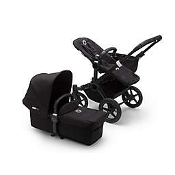 Bugaboo® Donkey 3 Mono Complete Single Stroller in Black