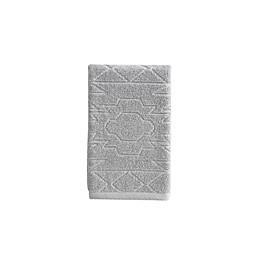 Pendleton® Yuma Star Fingertip Towel in Charcoal