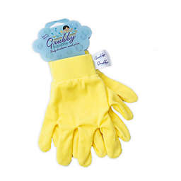 Grubby Scrubby Wash Cloth Gloves in Yellow