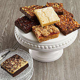 8-Pack Assorted Gourmet Brownie Sampler