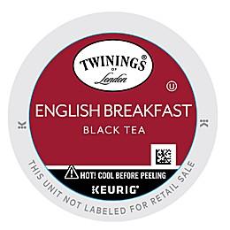 Twinings of London® English Breakfast Tea Keurig® K-Cup® Pack 24-Count