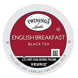 Twinings of London® English Breakfast Tea Keurig® K-Cup® Pods 24-Count
