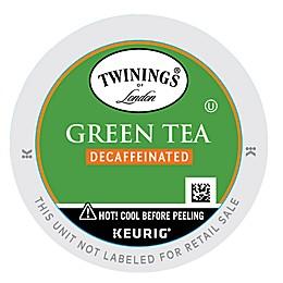 Twinings of London® Decaf Green Tea Keurig® K-Cup® Pack 24-Count