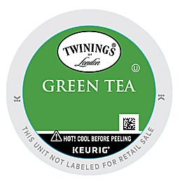 Twinings of London® Green Tea Keurig® K-Cup® Pack 24-Count