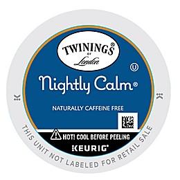 Twinings of London® Nightly Calm™ Herbal Tea Keurig® K-Cup® Pack 24-Count